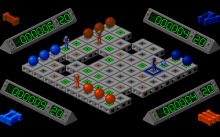 Ball Game Screenshot
