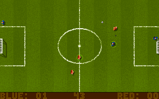 Final Soccer Challenge Screenshot