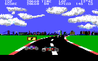 Pole Position 2 Screenshot