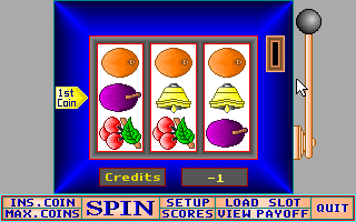 ultra-slot small DOS games